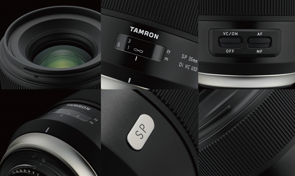 F012andF013 design - Tamron SP 35mm F/1.8 Di VC USD
