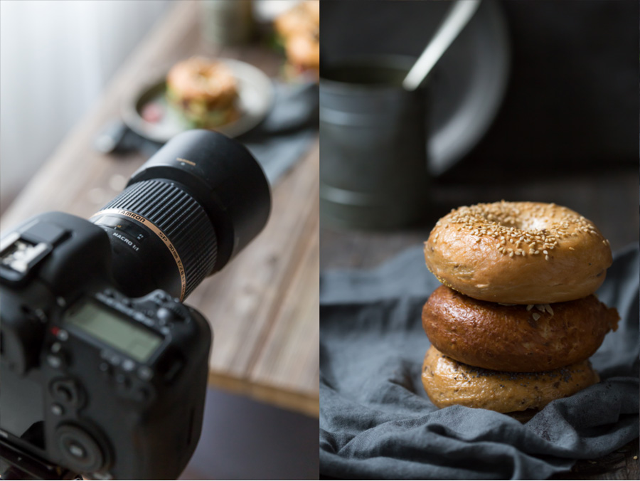 dark and moody food photography tamron